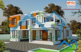 modern box type kerala home design and floor idolza