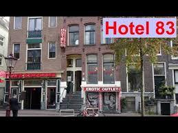 hostel amsterdam red light district hotel 83 in amsterdam s red light district actual video review