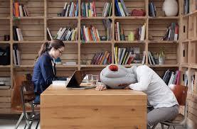 coussin de bureau coussin à enfiler pour faire dodo au bureau