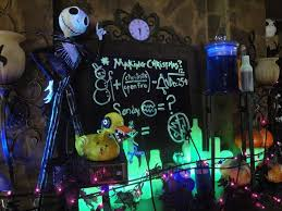 nightmare before christmas decorated house rainforest islands ferry