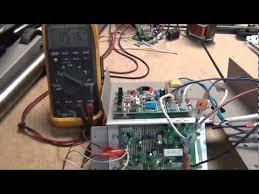 testing treadmill motor speed control youtube
