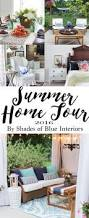 home tour 2016 shades of blue interiors