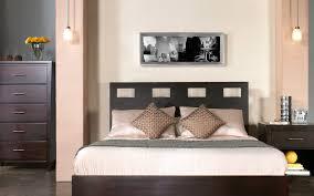 Wooden Bed Furniture Simple Bedding Simple Interior Design Bedroom Pine Wood Bedroom