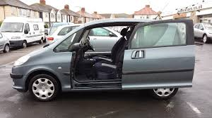 peugeot for sale uk used peugeot 1007 morecambe rac cars