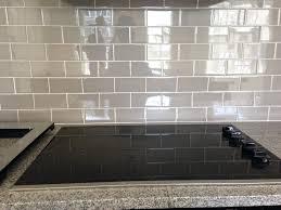 lowes backsplashes for kitchens lowes backsplash glass tile kitchen stunning grey for elegant