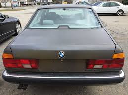 curbside classic 1989 bmw 735il e32 u2013 bavaria builds a true