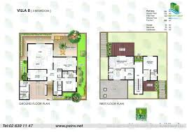 3 bedroom villa a floor plans qattouf u2013 al raha gardens