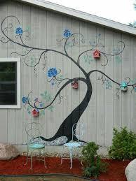 25 unique fence painting ideas on pinterest garden fence paint
