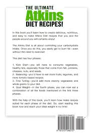 atkins the ultimate atkins diet recipes top atkins diet recipes