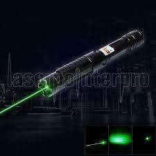 5 in 1 5000mw 532nm beam light green laser pointer pen kit black