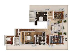 Floor Plan Web App Penthouse Suite Beverly Hills Beverly Wilshire A Four Seasons