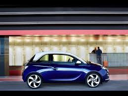 opel blue 1920x1440 opel adam blue side static desktop pc and mac wallpaper