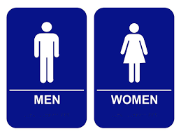 styles decorative restroom signs funny restroom signs
