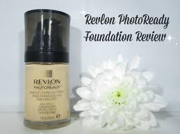 haysparkle revlon photoready foundation review