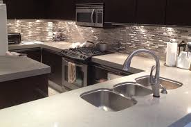 Modern Kitchen Backsplash Designs Home Design Lover - Modern kitchen backsplash