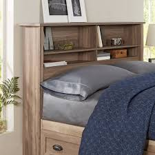 better homes and gardens bookcase better homes and gardens lafayette full queen bookcase headboard