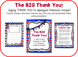 big writing paper the owl teach the big thank you writing letters to the troops the big thank you project