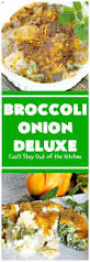 Creamed Pearl Onions Thanksgiving Broccoli Onion Deluxe Can U0027t Stay Out Of The Kitchen