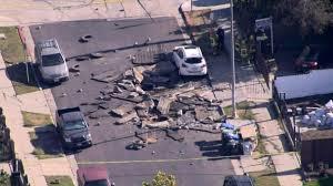 360 Hyde Street San Francisco by Underground Vault Explodes In La Neighborhood Nbc Bay Area
