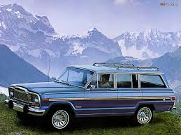 classic jeep wagoneer cool car the jeep grand wagoneer lindley pless