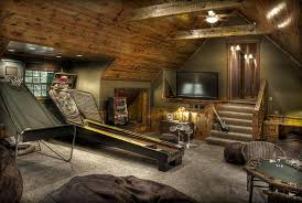 The Ultimate Game Room - land u0027s end development entertainment room this is like the