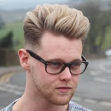 lightened front hair 50 stylish hairstyles for men with thin hair