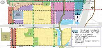 Map Of Downtown Orlando by Parramore Comprehensive Neighborhood Plan For City Of Orlando