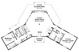 great house plans home architecture ranch house plans alder creek associated designs