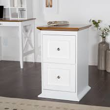 Oak File Cabinet 2 Drawer Belham Living Hton 2 Drawer Wood File Cabinet White Oak