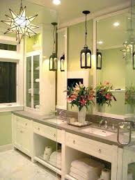 pendant bathroom lights beautiful master bath with tub and pendant