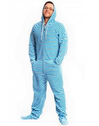 s footed onesie pajamas