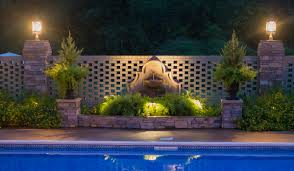 portfolio landscape lighting our landscaping and hardscaping portfolio twelve oaks landscape co