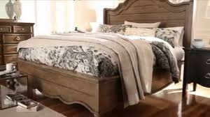 Ashley Furniture HomeStore Tanshire Bed YouTube - Ashley furniture homestore bedroom sets