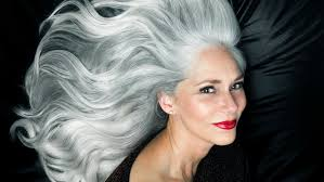 images of sallt and pepper hair 10 photos that show how beautiful gray hair really is
