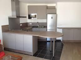 exemple cuisine ouverte exemple de cuisine ouverte sur salon argileo