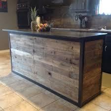 cuisine en palette bois bar en bois cheap tabouret de bar bois design with tabouret de bar
