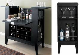Crate And Barrel Bar Cabinet Crate U0026barrel Parker Spirit Cabinet