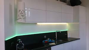 eclairage led cuisine plan travail eclairage meuble cuisine led collection avec a clairage plan de