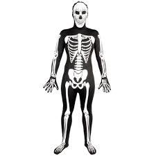 Donnie Darko Skeleton Halloween Costume by Skinz G I D Skeleton Costume Men X Large Amazon Co Uk