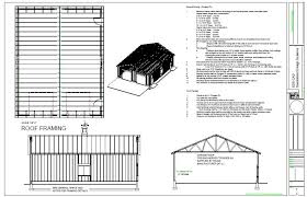 Garage Blueprints Easy To Follow 36 X 46 Garage Plans Free House Plan Reviews