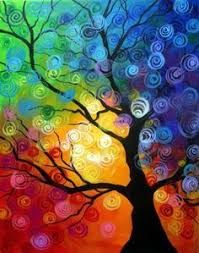 upcoming events spring colorwheel tree painting in buffalo wy