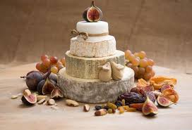 wedding cake of cheese cheese towers cheese to meat you