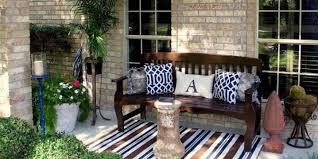 outdoor decor 14 casual comfy front porch ideas huffpost