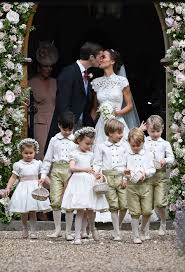 high society pippa middleton marries at almost royal event wjar