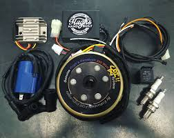 complete xs650 cdi system hughs hand built