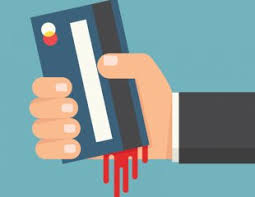 organizers catch credit card companies profiting from white