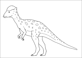 dinosaur color printable pictures dinosaurs color