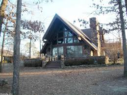 A Frame Cabins For Sale Arkansas Waterfront Property In Heber Springs Greers Ferry Lake