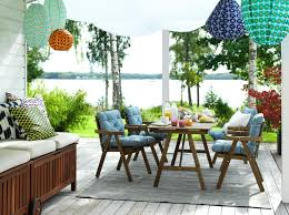 Ikea Patio Chair Cushions Outdoor Garden Furniture Ideas Ikea