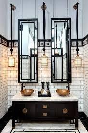 deco bathroom ideas 20 collection of deco style bathroom mirrors